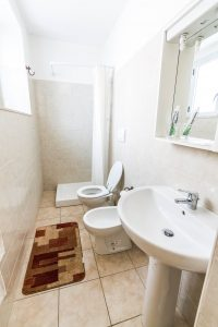 camere con bagni indipendenti e docce